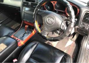 2004 toyota aristo v300 vertex edition 3.0 jzs161 turbo for sale in japan