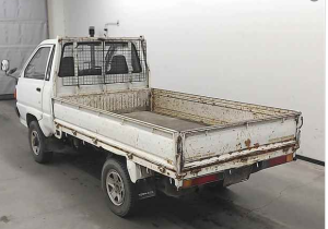 1986 toyota townace truck cm65 2.0 diesel 5MT manual for sale in japan