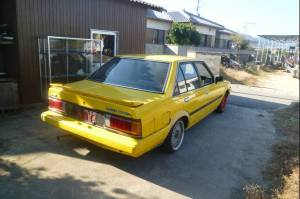 1985 toyota carine aa63 1.6 sale japan 263k-1