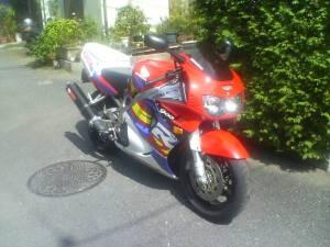 1996 honda CBR900RR 2.4k