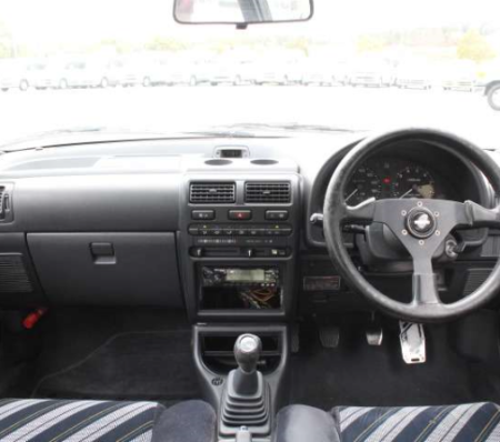 1990 starlet ep82 GT turbo MT 4.8k for sale in japan-1