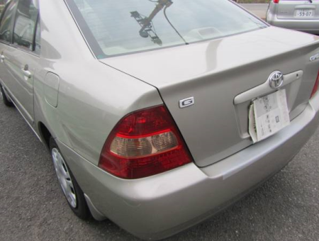 2000 toyota corolla g grade 1.5 nze121 for sale japan 57k-1