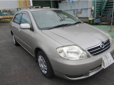 2000 toyota corolla g grade 1.5 nze121 for sale japan 57k