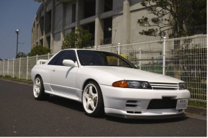 1989 nissan skyline gtr r32 for sale in japan