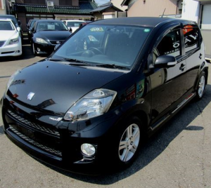 2008 toyota passo 5MT trd sport m for sale in japan